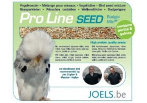 JoelsBe Grasparkiet Budgie SEED Mix PROLINE