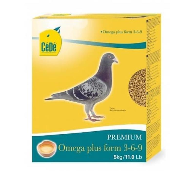 CéDé omega plus form 3-6-9