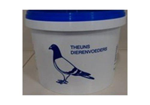 Theuns Theuns bak allerhande duivenmix