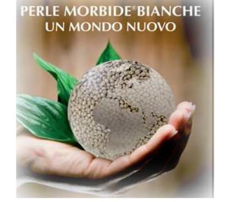 Perle morbide bianche (vervangt kiemzaad, mengen i/h eivoer, witte vogels)