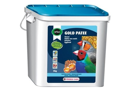 Versele-Laga Versele-Laga | Orlux Gold patee tropische vogels | 5 kg