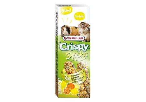 Versele-Laga Versele-Laga Crispy   Sticks cavia&chinchilla citrus   2x55 g   Citrus