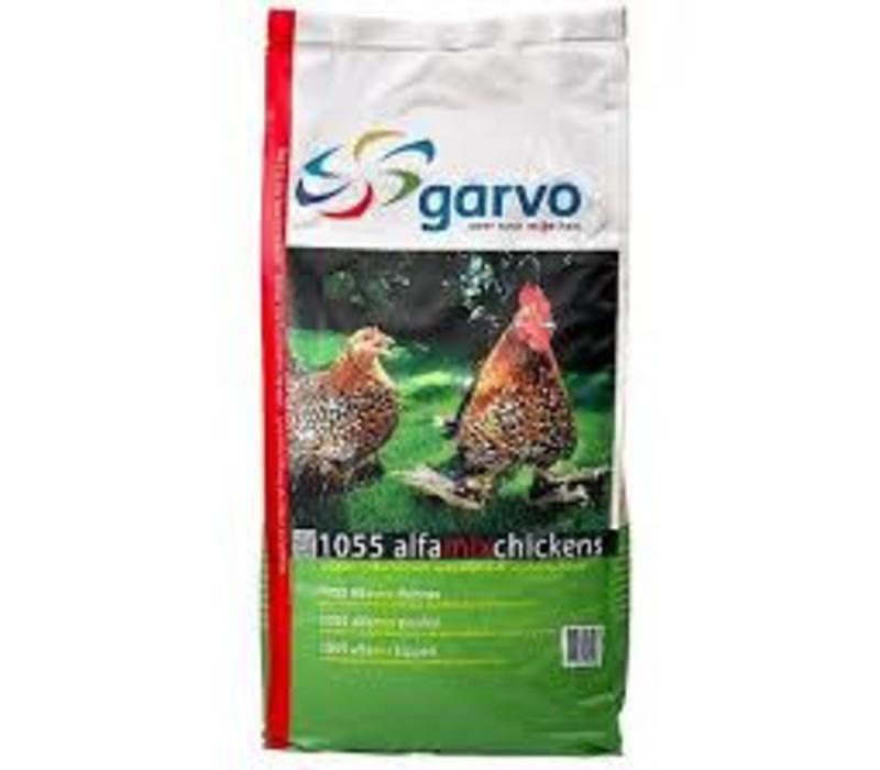 Garvo   Alfamix kippen   12.5 kg