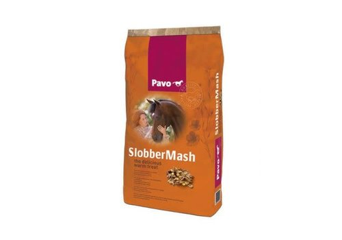 Pavo Pavo | Slobber mash | 15 kg