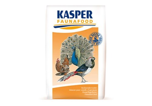 Kasper Faunafood Kasper Faunafood sierhoender 3 onderhoudskorrel