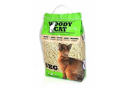 Woody-Cat Woody-Cat bakvulling   5 kg