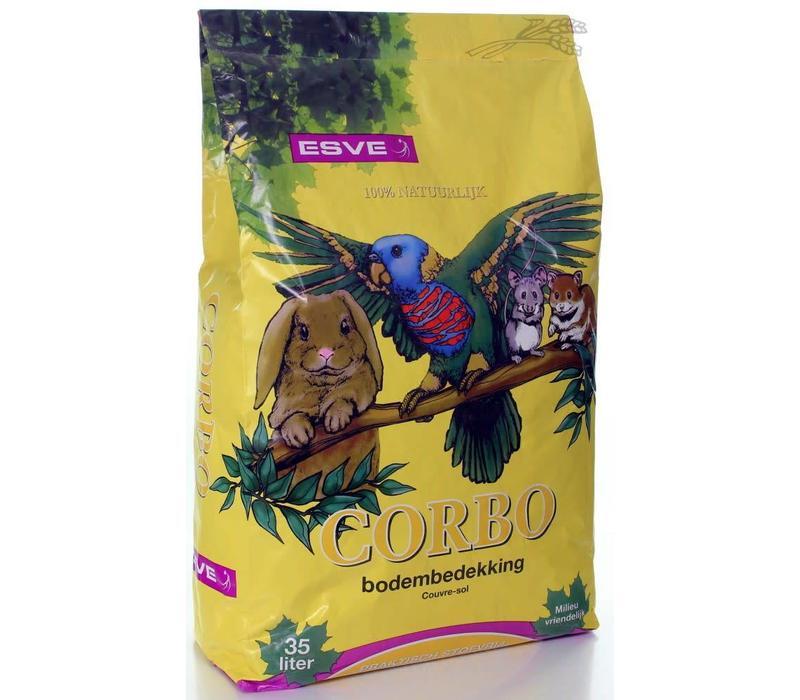 Corbo bodembedekker 35 ltr (11,34 KG)