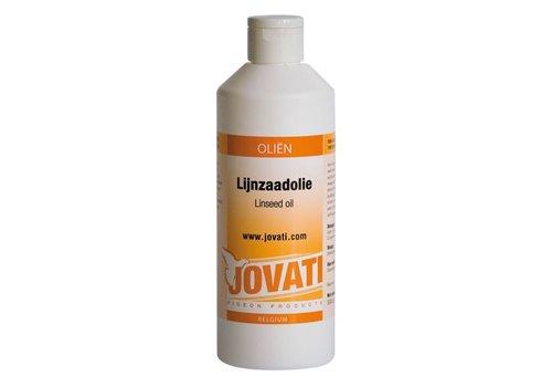 Jovati Lijnzaadolie 5 ltr - Jovati