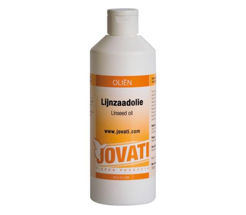 Lijnzaadolie 5 ltr - Jovati