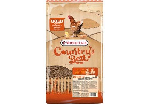 Versele-Laga Versele-Laga Country`s Best | Gold 4 gallico pelletlegkorrel | 5 kg | vanaf 1e ei