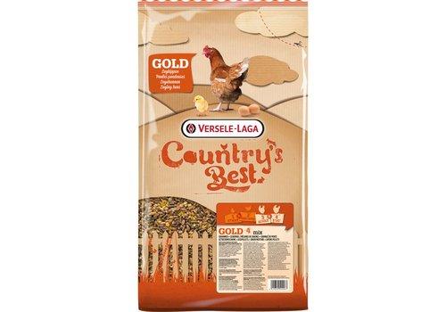 Versele-Laga Versele-Laga Country`s Best | Gold 4 Mix kip-graan+legkorrel | 5 kg | standaard