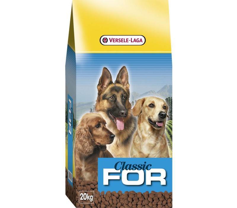 Versele-Laga | Classic FOR hondenvoer | 20+3 kg | promo