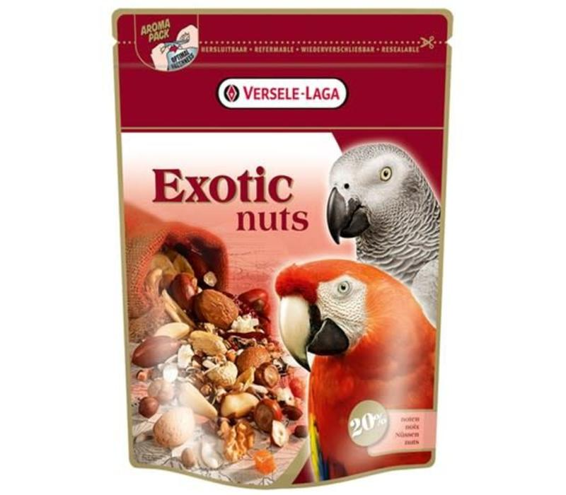 Versele-Laga Prestige Premium | Exotic nuts papegaai | 750 g