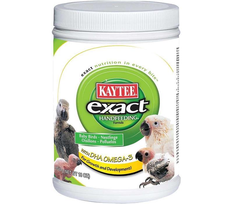Kaytee(exact) handfeeding all birds