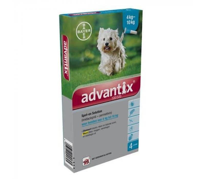 Advantix | Spot on 100 | 1,0 ml | 4 - 10 KG