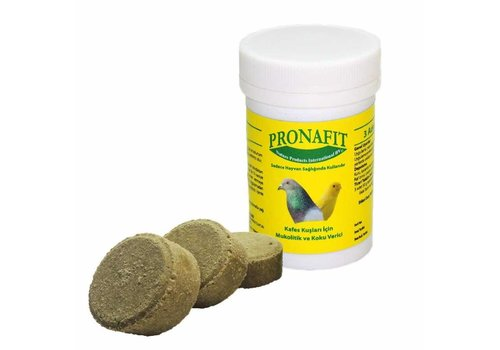 Pronafit Pro-Smoke Pronafit - rooktablet anti-parasiet
