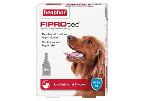 Beaphar Beaphar | Fiprotec dog 10-20kg | 3 pip | 10-20kg