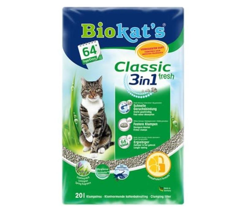 Biokat's | Fresh kattenbakvulling | 20 l