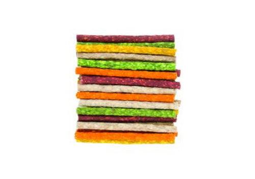 Holland Diervoeders Munchy stick 5inch 7-8mm 5 kleuren