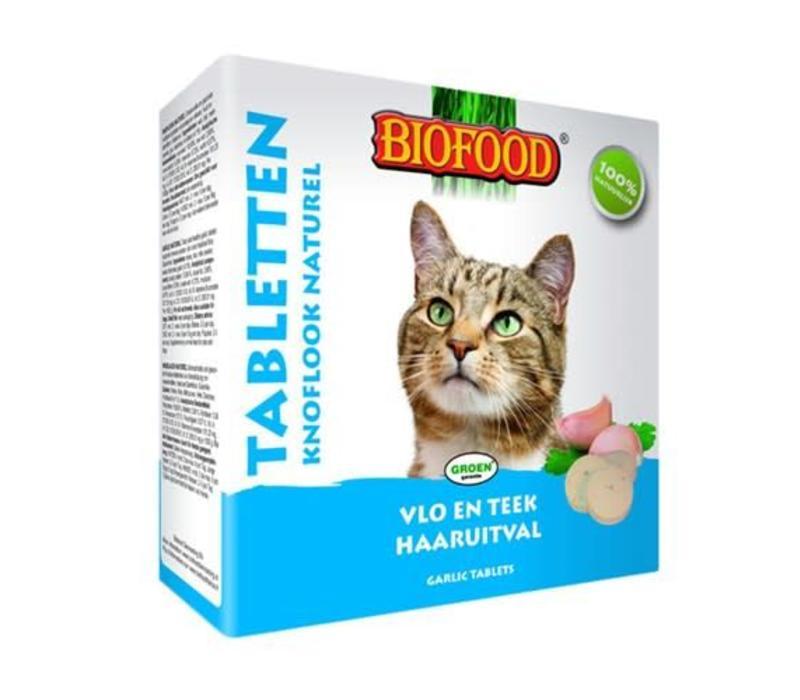 Biofood   Snoepje naturel anti-vlo   naturel   100 stuks