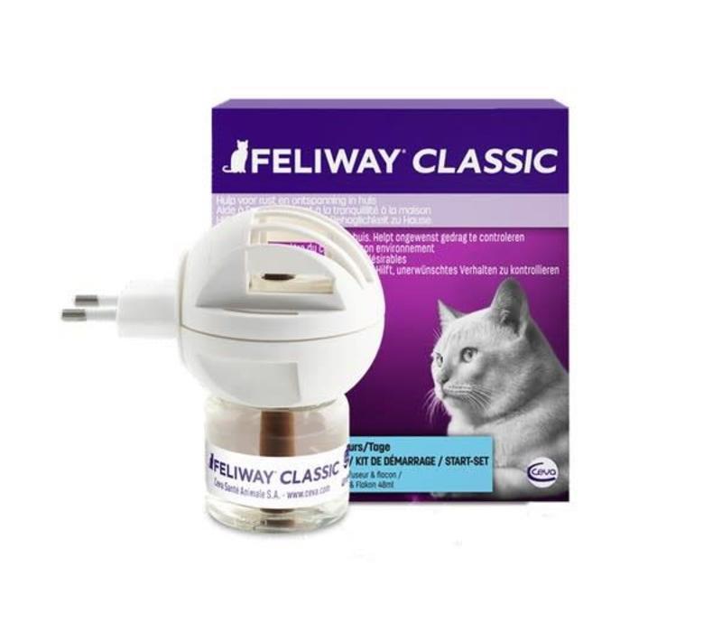 Feliway | Anti-stress verdamper kat | 48 ml | 1 maand