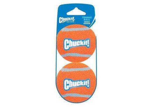 Chuckit Chuckit Tennis Ball Medium 2-Pack