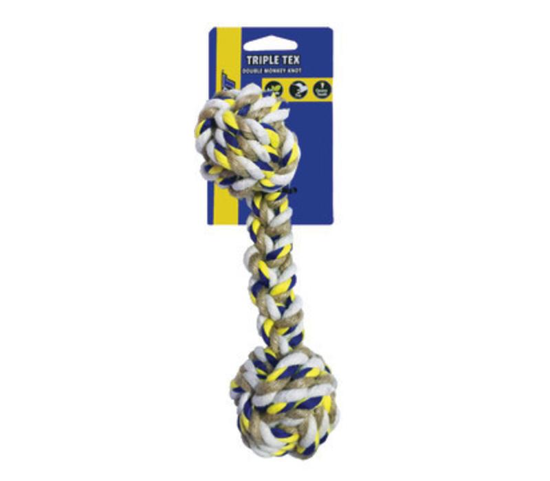 Pet Sport - Double monkey knot