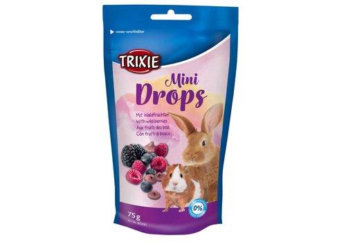 Trixie Mini Drops, bosvruchten 75 gram