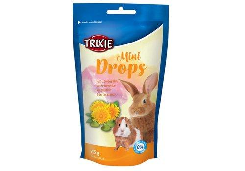 Trixie Mini Drops, paardenbloem 75 gram