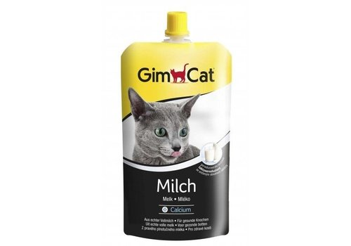 Gim-Cat Gim-Cat kattenmelk + calcium