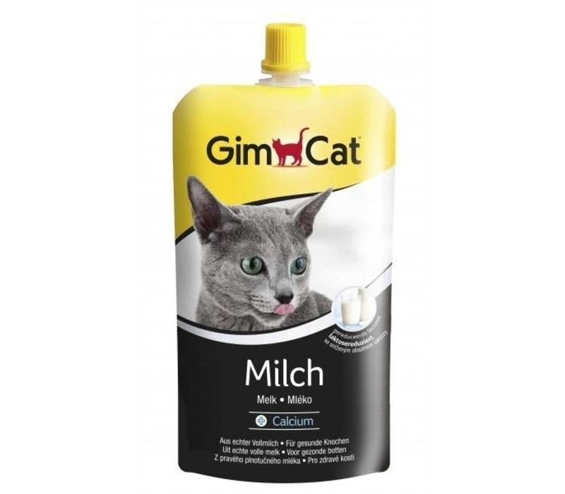Gim-Cat kattenmelk + calcium