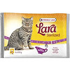 Versele-Laga Lara | Sterilized kip - saus | 4x100 g | Kip | in saus