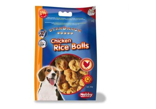 "Nobby STARSNACK ""Chicken Riceball"
