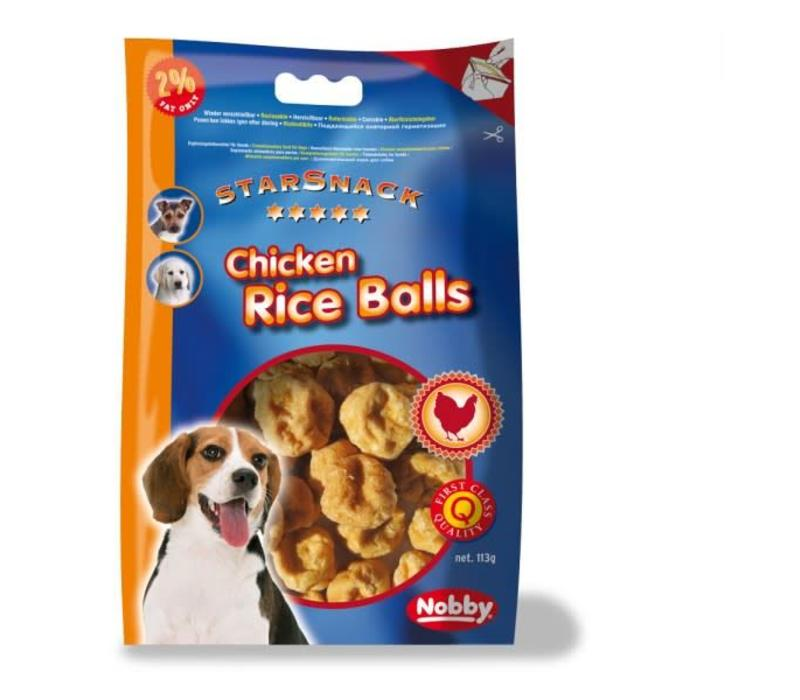 "STARSNACK ""Chicken Riceball"