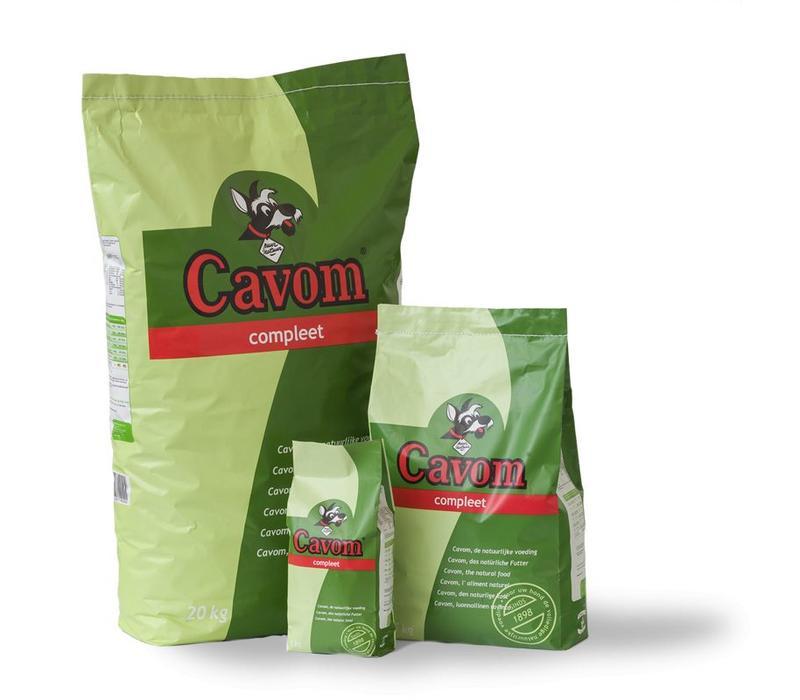 Cavom | Compleet Adult | Vlees