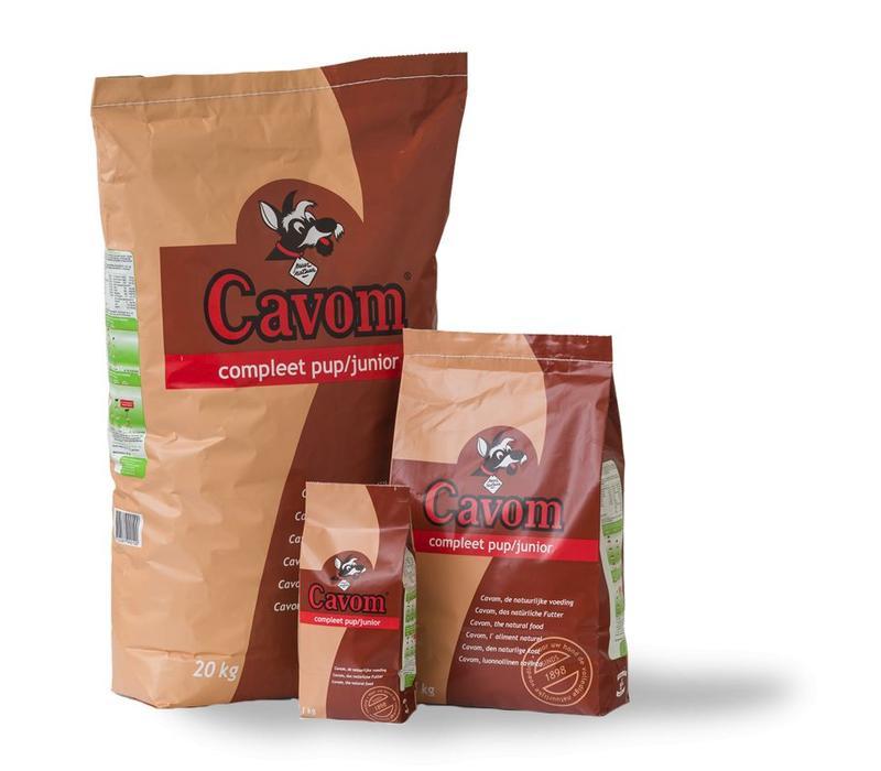 Cavom | Compleet pup/junior | rund | vlees