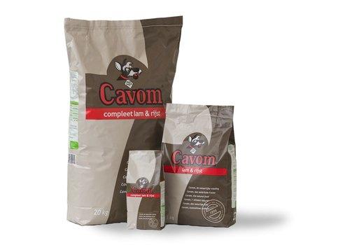 Cavom Cavom | Compleet Lam/rijst | lam | rijst