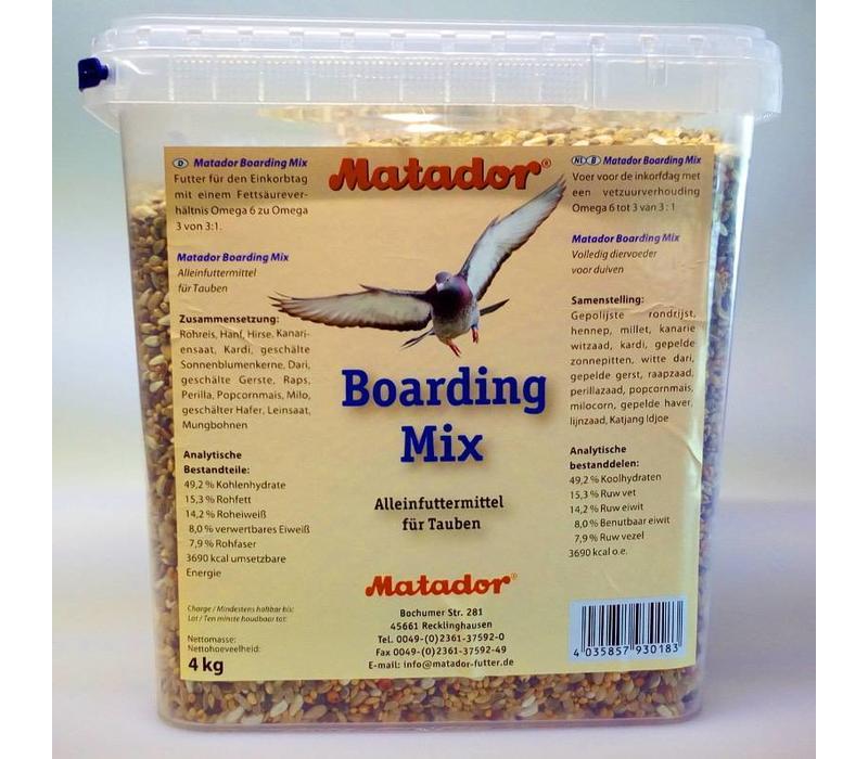 Matador | boarding mix | 4 KG