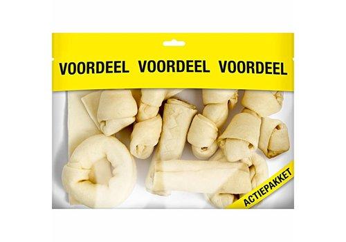 Voskes Voskes blanke kauwkluiven mix