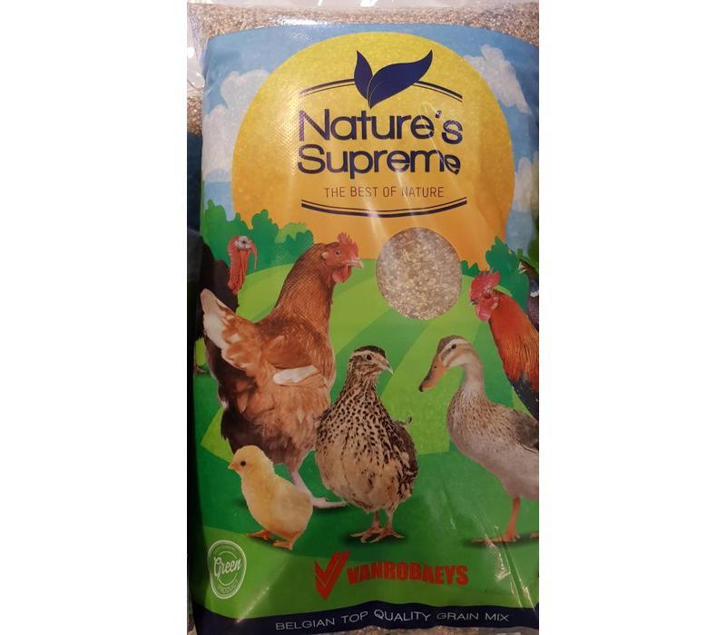 Nature's supreme luxe gemengd graan