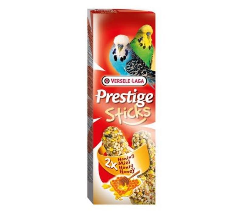 Versele-Laga Prestige | Sticks parkiet honing | 2x30 g | honing
