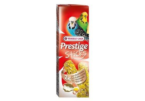 Versele-Laga Versele-Laga Prestige | Sticks parkiet ei&oesterschelp | 2x30 g | ei | oesterschelp
