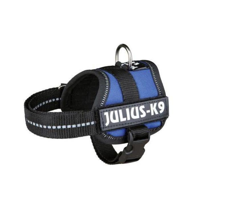 Julius-K9 Powerharness XS-S Blauw