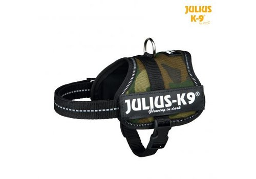 Julius-K9 Julius-K9 Powerharness XS-S Camo