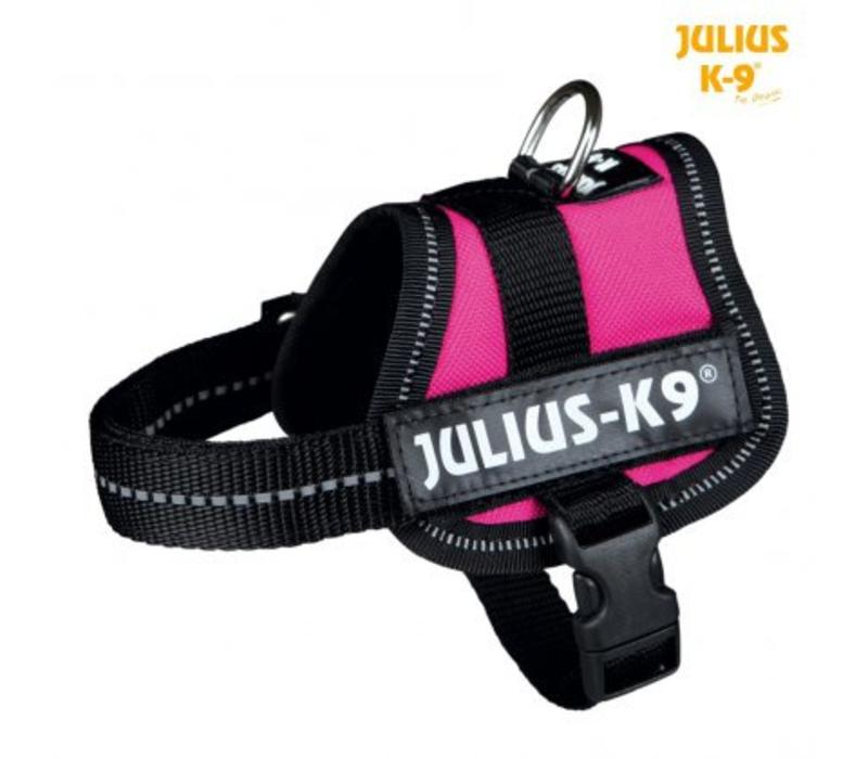 Julius-K9 Powerharness Roze