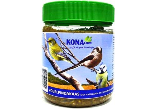 Konacorn KC Vogelpindakaas met meelwormen 550 gr