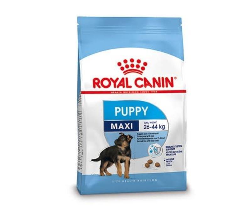 Royal Canin   Shn maxi junior   15 kg   gevogelte   vlees