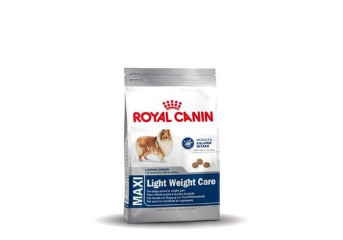 Royal Canin Royal Canin | Shn Maxi light Weight Care | 15 kg | gevogelte | vlees