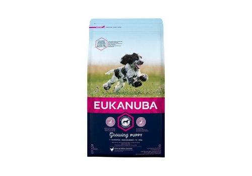 Eukanuba Eukanuba Dog Growing Puppy Medium Breed