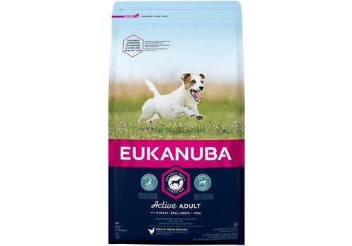 Eukanuba Eukanuba Dog Active Adult Small Breed